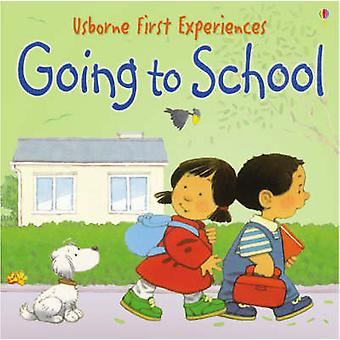 Going to School - Miniature Edition (New edition) by Anne Civardi - St