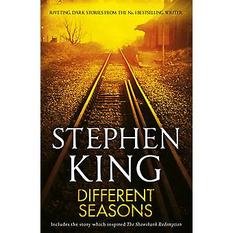 Different Seasons by Stephen King - 9781444723601 Book