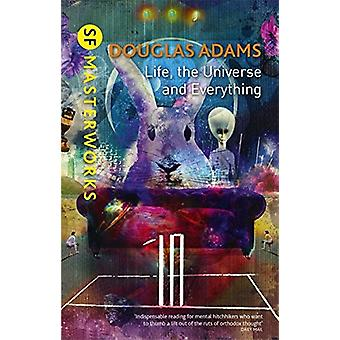 Life - the Universe and Everything by Douglas Adams - 9781473222175 B