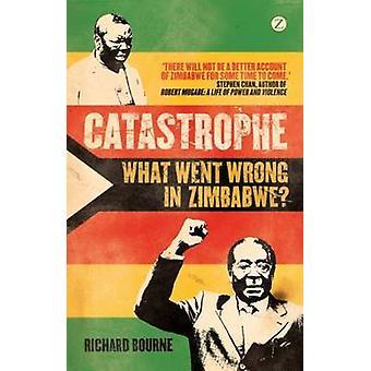 Katastrof - vad gick fel i Zimbabwe? av Richard Bourne - 9781848