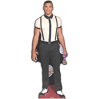 Louis Smith Lifesize karton gestanst / Standee