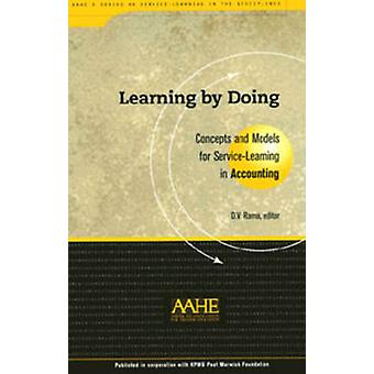Learning by Doing - Concepts and Models for Service-learning in Accoun