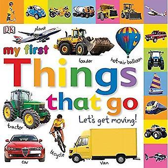 Meine ersten Sachen, die gehen: Lasst uns bewegen! (Meine erste (DK Publishing))