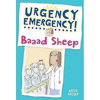 Baaad schapen (dringend nood!)