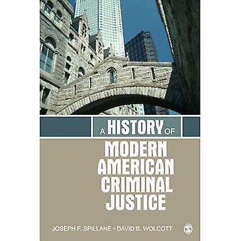En historia av Modern amerikansk straffrätt