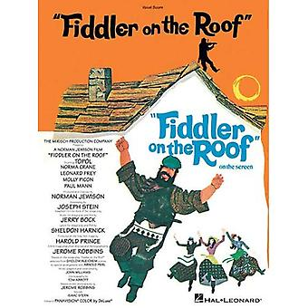 Fiddler on the Roof: chant, piano