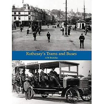 De Rothesay tramways & autobus