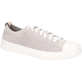 Hush Puppies Womens Schnoodle Lace Up Lightweight Shoes