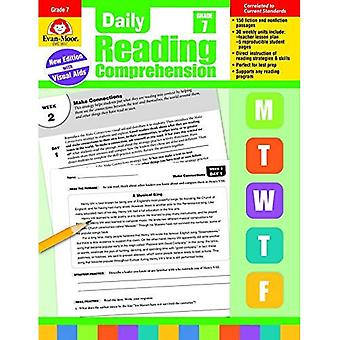 Daily Reading Comprehension,� Grade 7 (Daily Reading Comprehension)