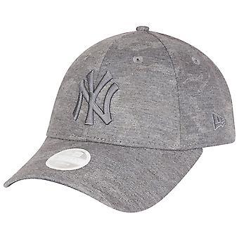 Ny æra 9Forty damer Cap - JERSEY New York Yankees grå