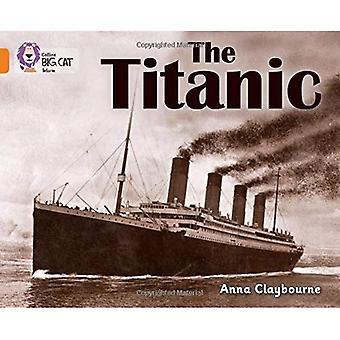 Collins Big Cat - Titanic: Orange/bande 6