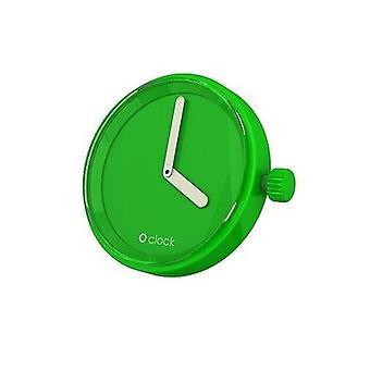 O clock clock Appelgroegroen
