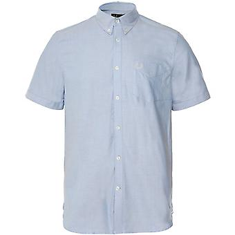 Fred Perry Short Sleeve Classic Oxford Shirt M3531 146
