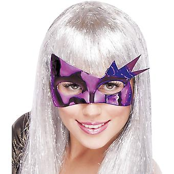 Sensory Starburst Mask -Purple For Adults