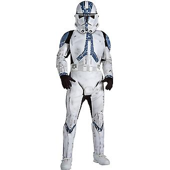 Clonetroop Deluxe Child Costume From Star Wars
