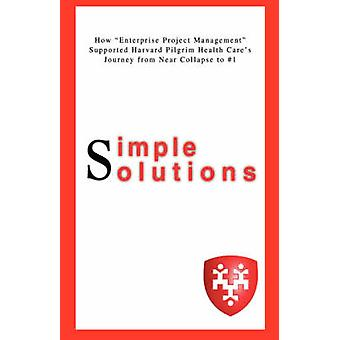 Simple Solutions How Enterprise Project Managementsupported Harvard Pilgrim Health Cares Journey from Near Collapse to 1 by Ditullio & Lisa A.