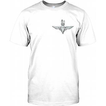 Britiske hæren Parachute Regiment - brystet Logo Kids T skjorte