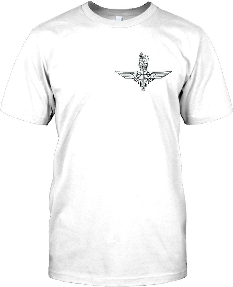 British Army Parachute Regiment - Chest Logo Mens T Shirt