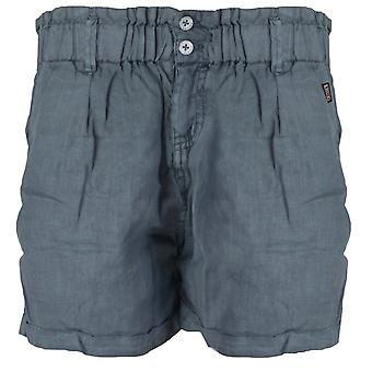 khujo Damen Shorts Deep Blue od Grey