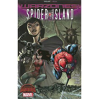 Spider-Island - Warzones! by Tom DeFalco - Christos Gage - Ron Frenz -