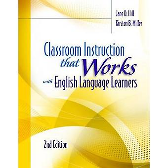 Classroom Instruction That Works with English Language Learners (2nd)