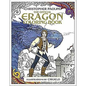 The Official Eragon Coloring Book by Christopher Paolini - Ciruelo -