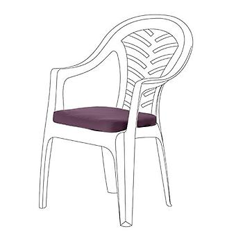 Purple Seat Cushions für Resol Palma Chair, Pack von 1
