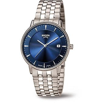 Boccia Titanium mens watch 3607-03