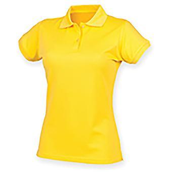 Henbury - Women's Ladies Coolplus® Polo Shirt