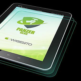 2x Premium 0,26 mm Hartglas Schock Folie für Samsung Galaxy Tab S6 10.5 T860 T865 Glas Schutz Hülle