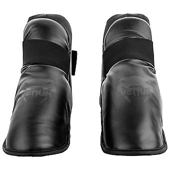 Venum Challenger MMA Boxing Sparring Foot Gear Pad Protection Black