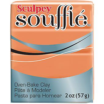 Sculpey Souffle Clay 2 Oz. Pumpkin Su6 6033