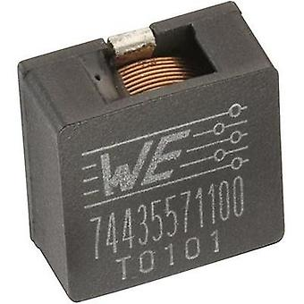 Inductor SMD 1890 15 µH 14 A Würth Elektronik 1 pc(s)