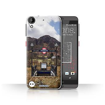STUFF4 Case/Cover for HTC Desire 630/Subway/Imagine It