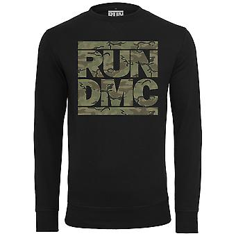 Merchcode X ARTISTS - RUN DMC Camo crewneck black