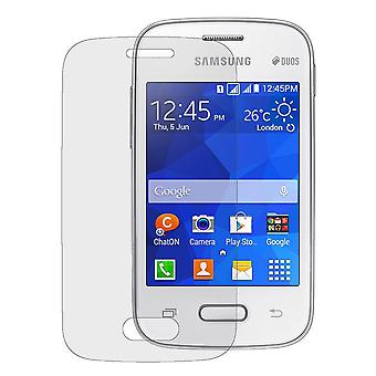 3 x Samsung Galaxy Pocket 2 screen protector 9 H laminated glass laminated glass, tempered glass