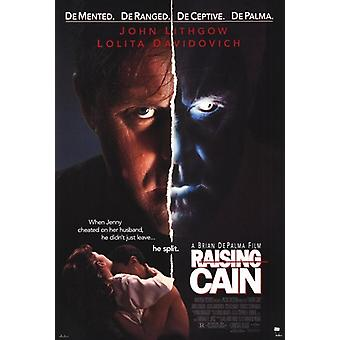 Raising Cain Movie Poster (11 x 17)