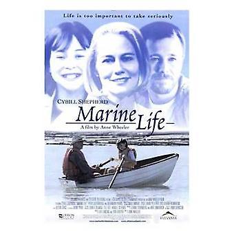 Marint liv filmaffisch (11 x 17)