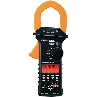 Current clamp, Handheld multimeter digital Keysight Technologies U1212A Calibrated to: Manufacturer standards CAT III 1