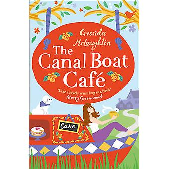 The Canal Boat Cafe by Cressida McLaughlin