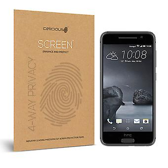 Celicious Privacy Plus HTC One A9 4-Way Visual Black Out Screen Protector