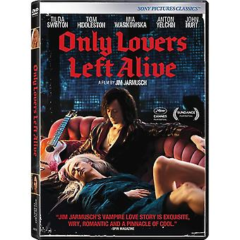 Only Lovers Left Alive [DVD] USA import