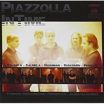 Piazzolla / Perello / i gang Quintet / Haantera - i tiden [SACD] USA import