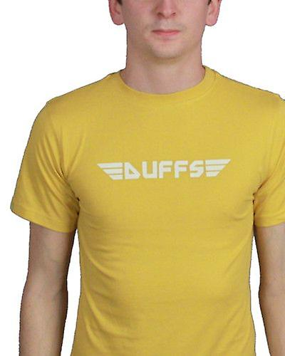 Duffs boys t-shirt - Eddie yellow