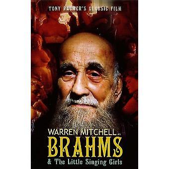 Tony Palmers klassiske Film: Brahms & lille [DVD] USA importerer