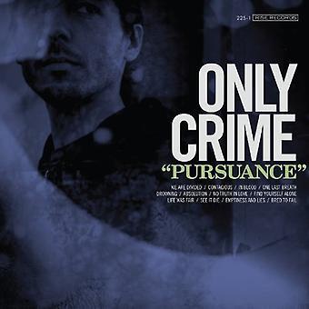 Kun kriminalitet - medfør [Vinyl] USA importerer