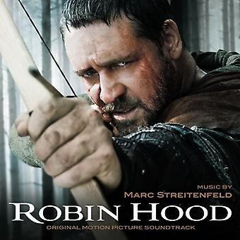 Forskellige kunstnere - Robin Hood [2010 Soundtrack] [CD] USA import