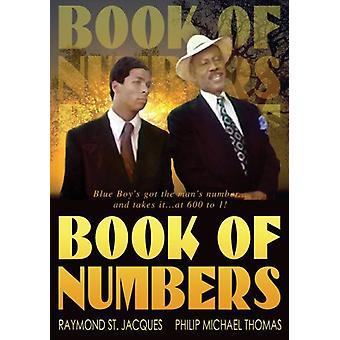 Bog af tal [DVD] USA import