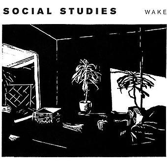 Social Studies - Wake [Vinyl] USA import