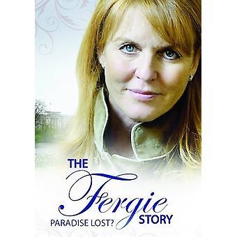 Importer des USA Fergie histoire Paradise Lost [DVD]